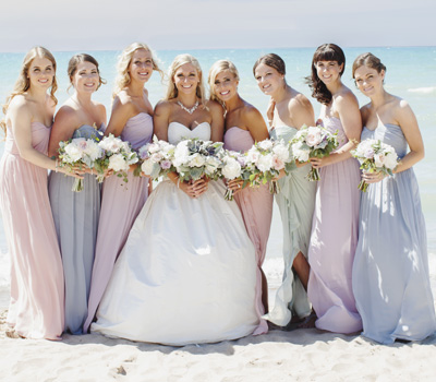 Lake Huron Wedding