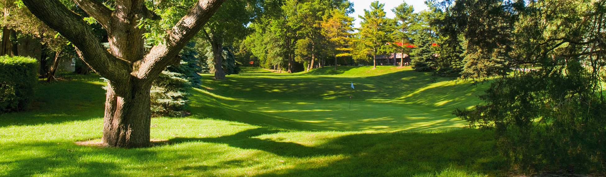 Golf Fall Getaway