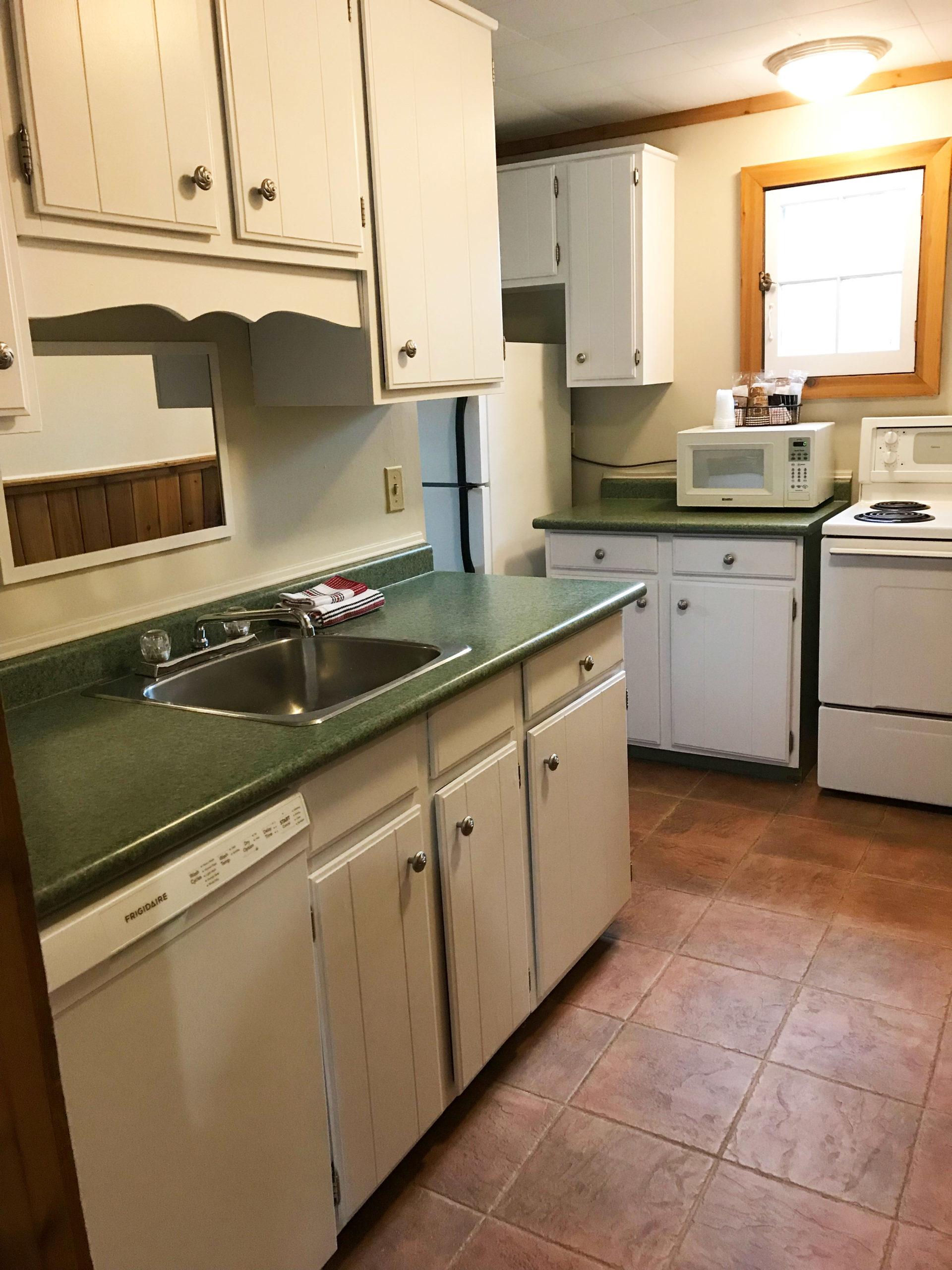 Bluewater Cottage Kitchen