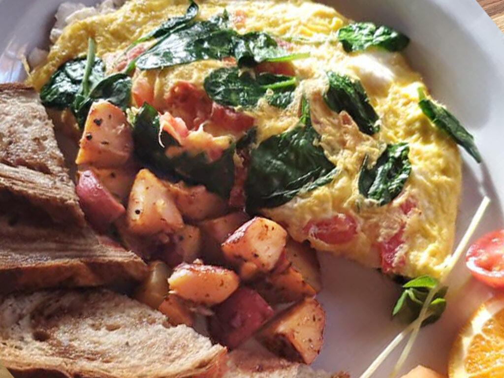Breakfast Grand Bend