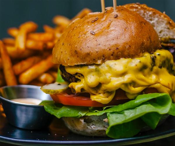 Burger take-out